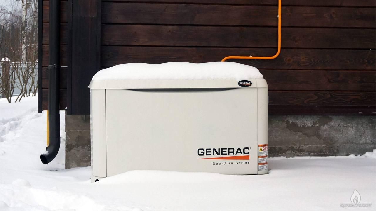 Генератор Generac 6269 с воздушным охлаждением
