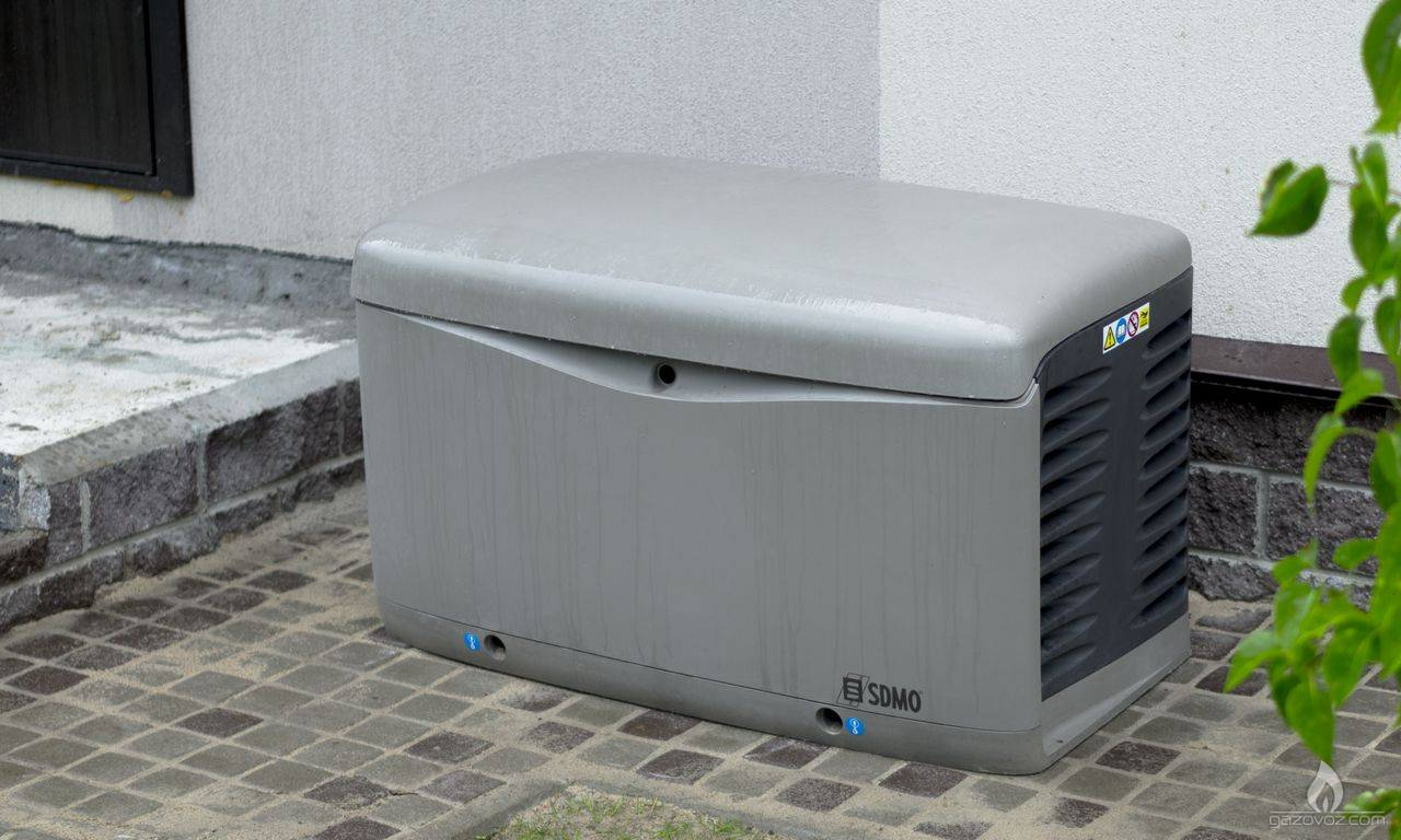газовые электрогенераторы для дома цена