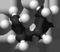 Молекула бутана