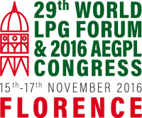 29th World LPG Forum & 2016 AEGPL Congress
