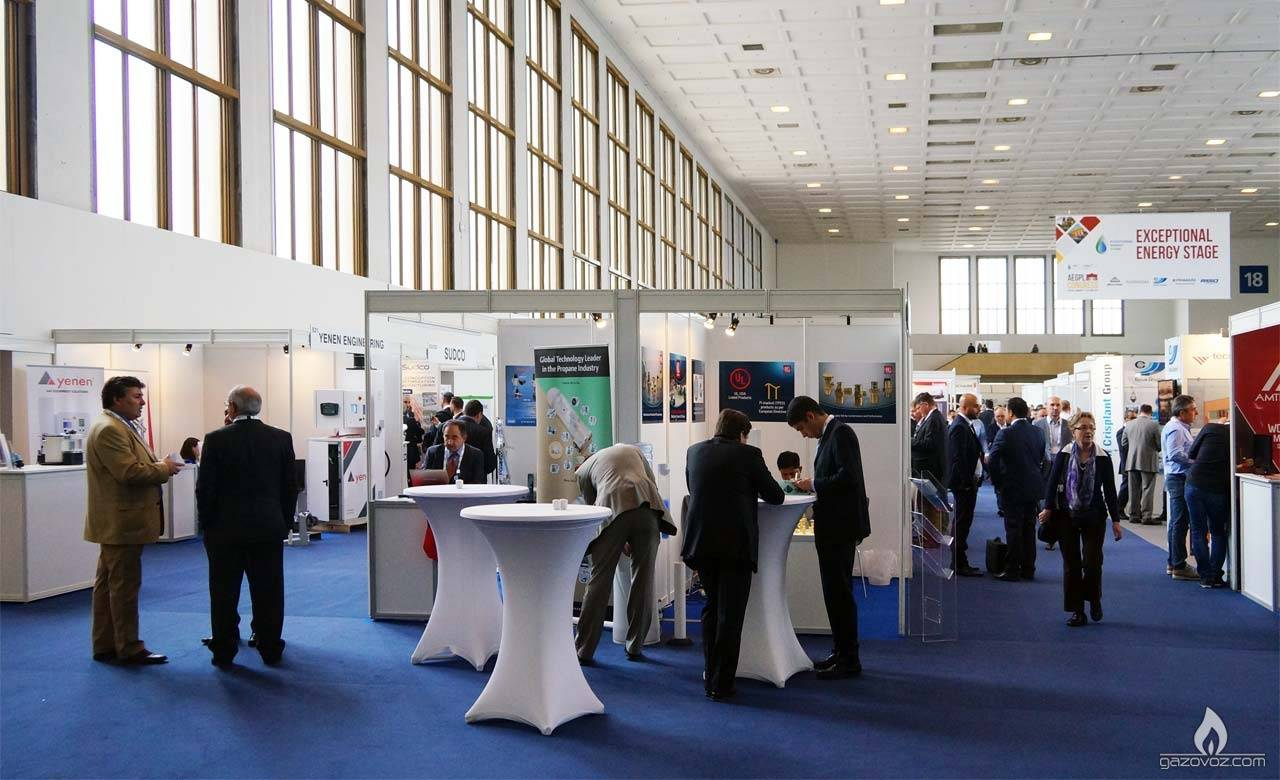 AEGPL Congress 2015 в Берлине
